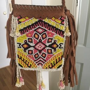 Free People cross body, Anthropology, India